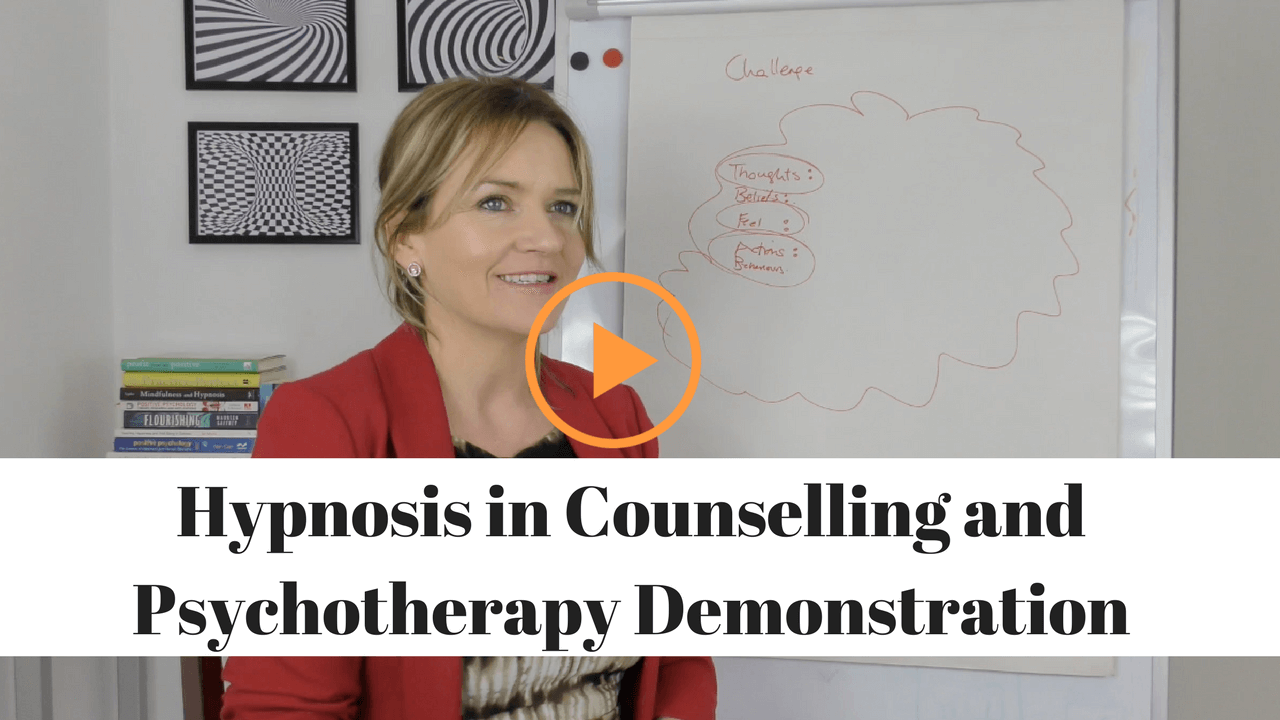 Hypnotherapy Training for Counsellors and Psychotherapists with Susan Wallace