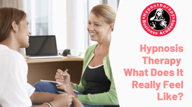 Hypnosis Therapy What Does It Really Feel Like?