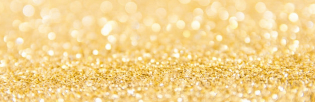 gold sparkles for another hypnotherapy training blog post