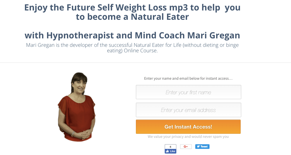 mari gregan natural eater weight loss course