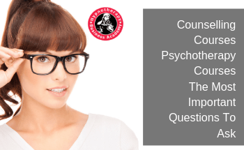 Counselling Courses and Psychotherapy Courses