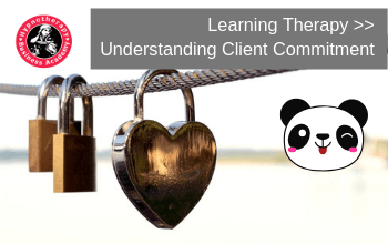 Learning Therapy – Understanding Client Commitment