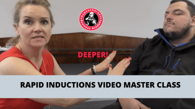 Rapid Hypnotic Inductions with Susan Wallace