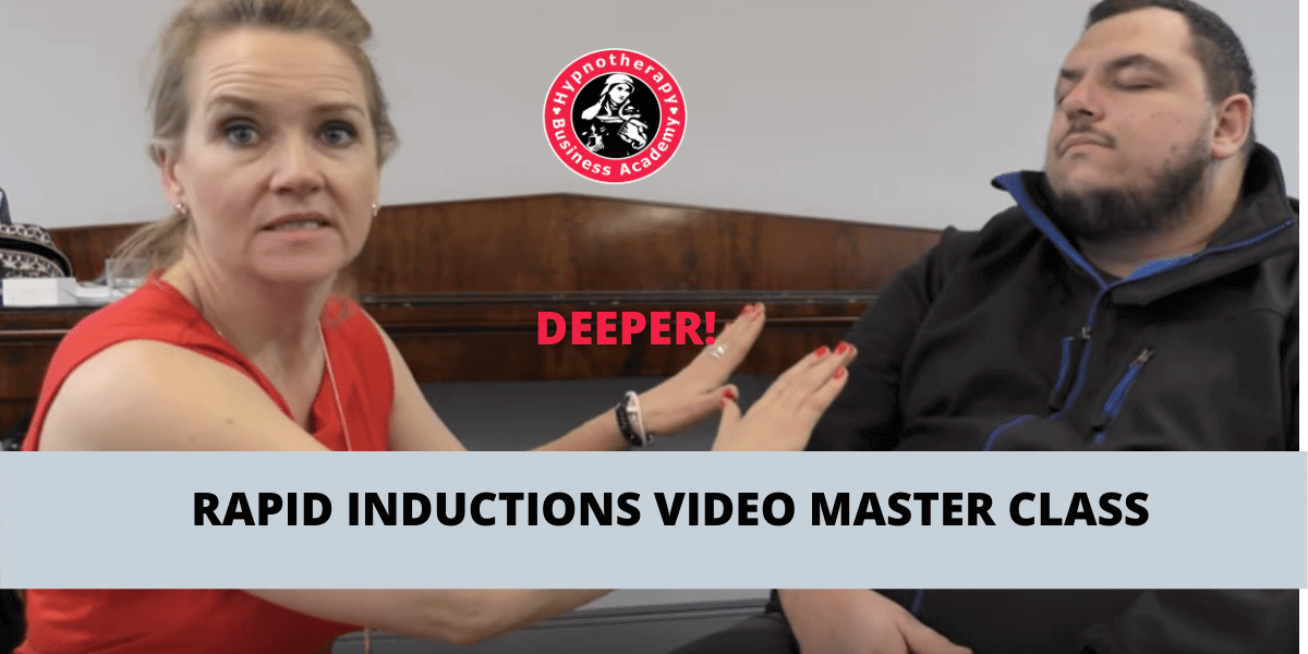 Rapid Hypnotic Inductions