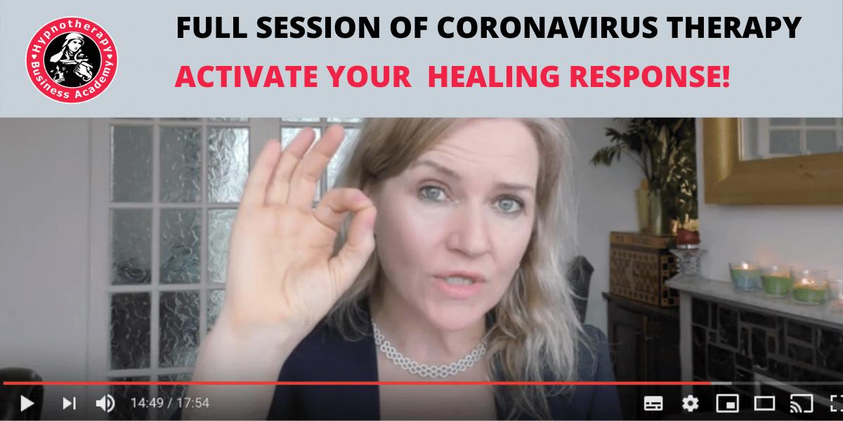 Coronavirus Therapy