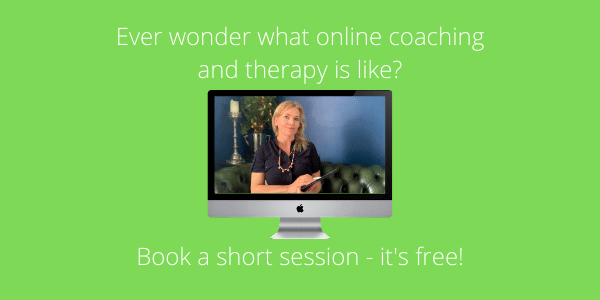 Book an online coaching and therapy session