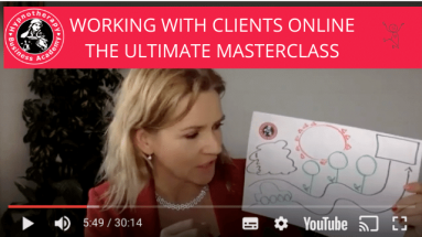 WORKING WITH CLIENTS ONLINE