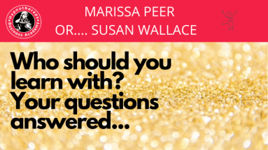 marissa peer or susan wallace who should you learn hypnotherapy with