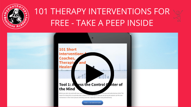 101 Therapy Interventions