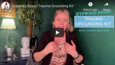 hypnosis based trauma grounding kit