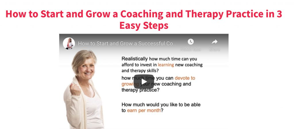 Start and Grow a Coaching and Therapy Practice with Susan Wallace