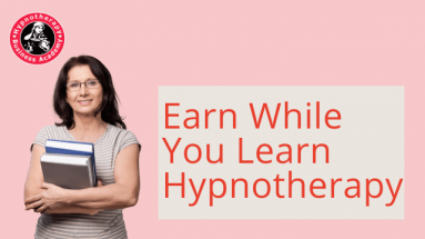 Earn while you learn hypnotherapy with Susan Wallace